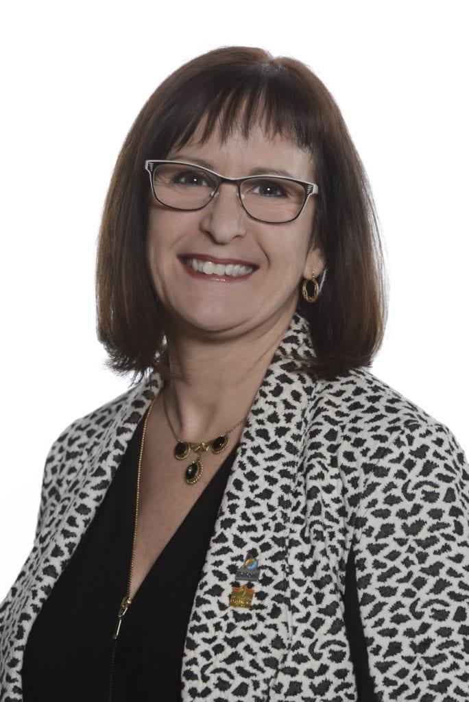 Préfète de la MRCVR, madame Diane Lavoie