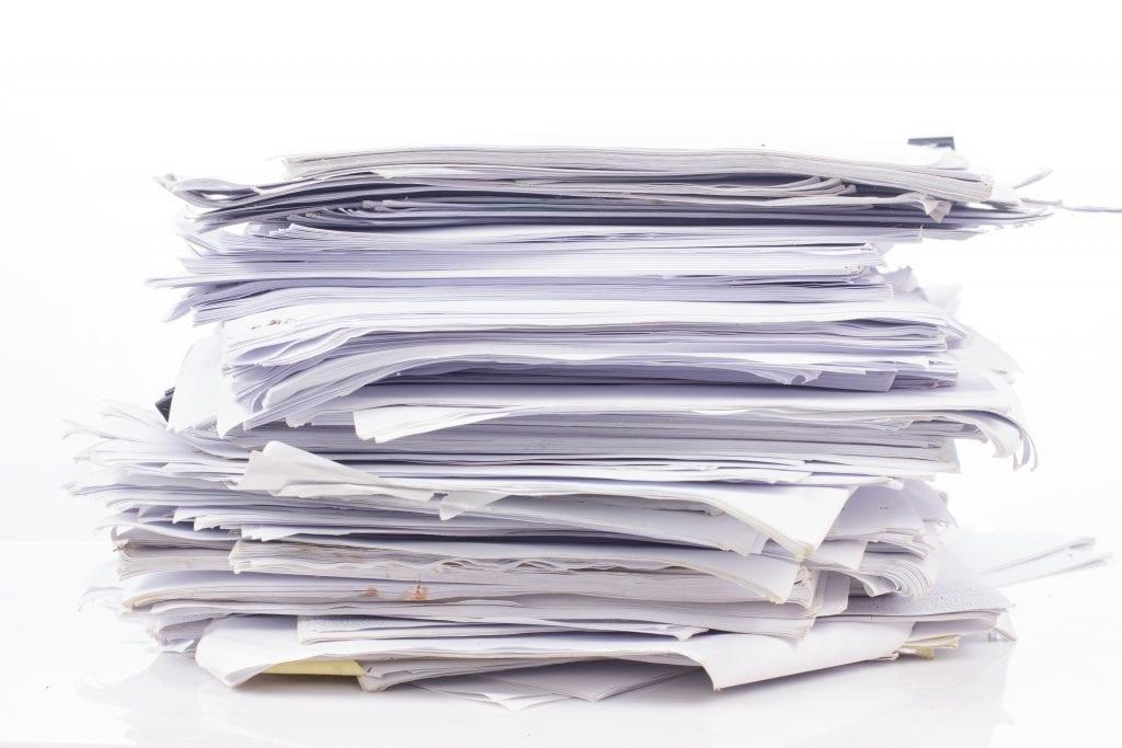 MRCVR Guide de tri papier et carton